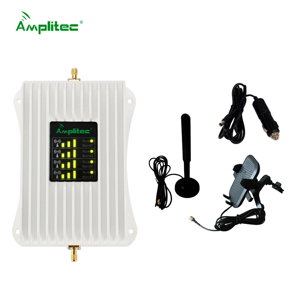 A23 Series Four Band Cellphone Signal Boosters for Vehicles