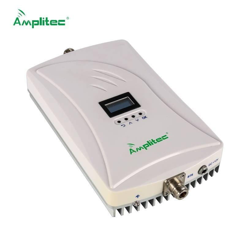23 dBm Dual Wide Band Cell Phone Repeater with Display